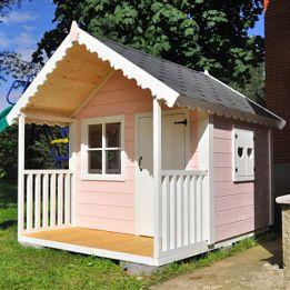 детский деревянный домик купить нижний тагил