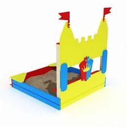 Песочница замок