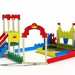 Игровой комплекс королевство