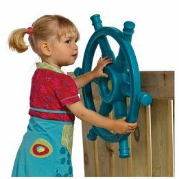 Штурвал пластиковый для детской площадки, комплектующие для детских площадок