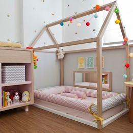 кровать домик производитель