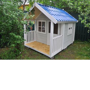детский деревянный домик купить