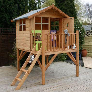 детские деревянные домики екатеринбург