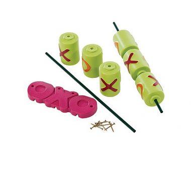 Комплектующие для детских площадок крестики-нолики