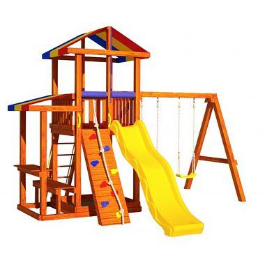 деревянная детская площадка екатеринбург