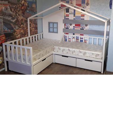 кровать домик для ребенка нижний тагил