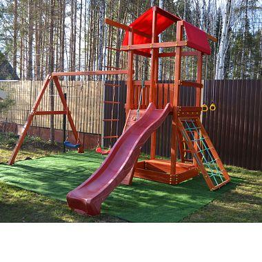 деревянная детская площадка тасмания екатеринбург