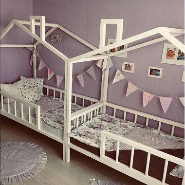 кровати домики от приозводителя